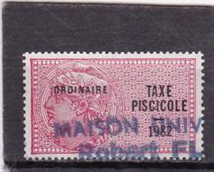 T.F. Taxe Piscicole N°234 - Revenue Stamps