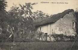 VÉZERONCE - Ruines De La Barbe Noire - France