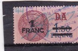 T.F.S.U N°249 I - Fiscaux