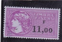 T.F.S.U N°444 - Revenue Stamps