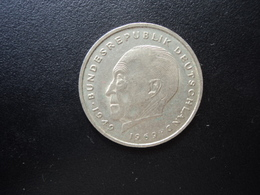 RÉPUBLIQUE FÉDÉRALE ALLEMANDE : 2 DEUTSCHE MARK   1970 F    Tranche A *     KM 124        SUP - [ 7] 1949-… : RFA - Rep. Fed. Alemana
