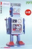 Carte Prépayée Japon * MANGA (17.005) ROBOT * ANIME Japan Prepaid Card * MOVIE * COMIC - Stripverhalen