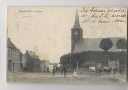 BRUGELETTE - L'Eglise - Animée - Brugelette