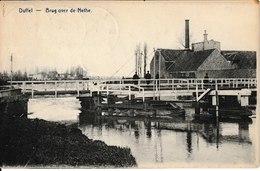 Duffel Brug Over De Nethe  (4357) - Duffel
