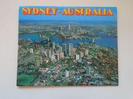 D171625  Australia SYDNEY - Leporello -booklet Ca 1970-80 Bartel Photography PTY Ltd. - Sydney