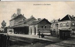 Zwyndrecht De Statie   (4361) - Zwijndrecht