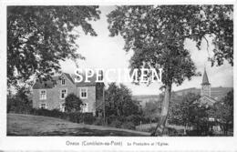 Le Presbytière Et L'Eglise - Oneux - Theux
