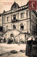 16812     ST   GAUDENS   L HOTEL DE VILLE - Saint Gaudens