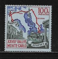 MONACO ( MC5 - 108 )  1959  N° YVERT ET TELLIER  N° 510  N** - Unused Stamps