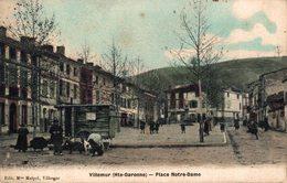 16813      VILLEMUR  PLACE NOTRE DAME - Saint Gaudens