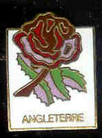 @@ Logo Pays D' Angleterre Fédération Nationale De Rugby à XV De La Rose EGF @@vi53 - Rugby