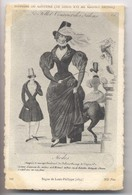 HISTOIRE Du COSTUME - Règne De Louis Philippe (1803) - Costume D'Amazone - Follet Courrier Des Salons - Mode - Fashion