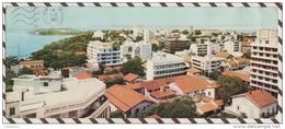 3AD903 DAKAR LA PRESQU'ILE DU CAP MANUEL  22 X 9 CM 2 SCANS - Sénégal