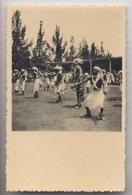 BUTARE - Rwanda - Astrida- Les Danseurs Du Roi - GUERRIERS AFRICAINS - Danse Africaine - Animée - Rare - Rwanda