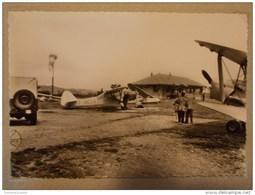 Carte Postale - CESSIEU (38) - Le Terrain D'Aviation - Avion - (1) - France