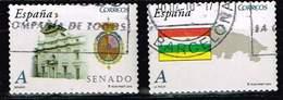 Spanien 2010,Michel# 4068, 4471 O  Autonomous Communities And Flags - 1931-Hoy: 2ª República - ... Juan Carlos I