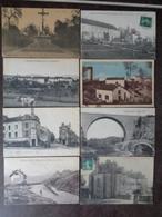 LOT DE 500 CPA DE FRANCE......VOIR PHOTOS - Postkaarten