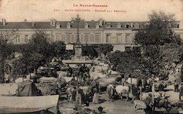 16835    ST GAUDENS  MARCHE AUX BESTIAUX - Saint Gaudens