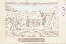 Meuse        500        Mouzay.Château De Charmois - Francia