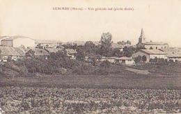 Meuse        510        Lemnes.Vue Générale Sud ( Partie Droite ) - Francia