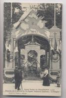 GRAND PARDON De CHAUMONT (52 - Haute Marne) - 1906 - Reposoir De La Paroisse De St Aignan - Animée - Chaumont