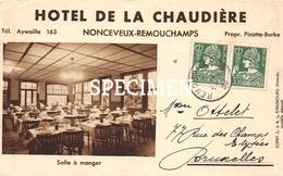 Hotel Du La Chaudière - Nonceveux - Remouchamps - Aywaille