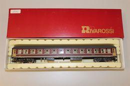 Rivarossi Art 2542 - Wagons Voor Passagiers