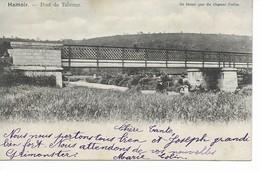 HAMOIR S/o    Pont De Tabreux - Hamoir