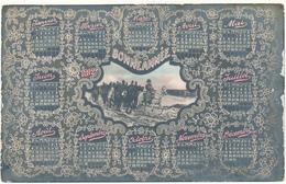 Bonne Année, Calendrier 1912 - Napoléon 1° - New Year
