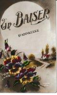 Un Baiser D'Adinkerke  (4379) - De Panne