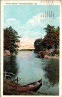 Maine Kennebunkport Picnic Rocks 1926 - Kennebunkport