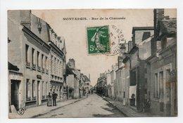 - CPA MONTARGIS (45) - Rue De La Chaussée 1908 - - Montargis