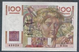France 100 Francs PAYSAN 29/06/1950 SPL+ - 1871-1952 Circulated During XXth