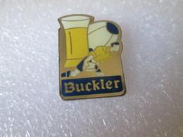 PIN'S   BIERE  BUCKLER - Bière