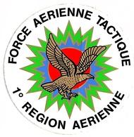 Force Aérienne Tactique  - 1° Région Aérienne - Ohne Zuordnung