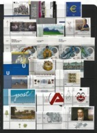 FR Germany. 2002  Year Sets.MNH (47 Issues. The Annual Set Consists Of 64 Stamps And 3  Bl.) - Sin Clasificación