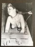 Photo Femme Woman Nude Nue Nu Fouet Spanking Fessée 10 X 14 Cm - Beauté Féminine (1941-1960)