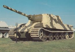 Jagdtider Turretless German WW2 Tank At Aberdeen Military Postcard - Non Classés