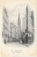 SAINT CLOUD : RUE D'ORLEANS - Saint Cloud