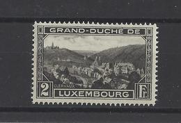 LUXEMBOURG.  YT  N° 208  Neuf **  1928 - Ongebruikt