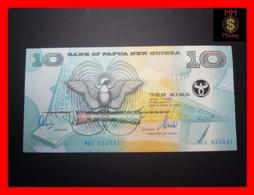 PAPUA NEW GUINEA 10 Kina  2000  P. 26 A   POLYMER UNC - Papua Nueva Guinea