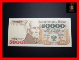POLAND 50.000 50000 Zlotych 16.11.1993 P. 159  UNC - Pologne