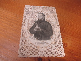 Holy Card Lace, Kanten Prentje, - Santini