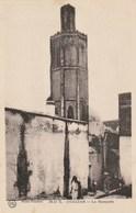 Carte Postale. Maroc. Ouezzan. La Mosquée. Photo Véritable De Flandrin. - Islam