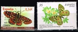 Spanien 2010,Michel# 4493 O Marsh Fritillary (Euphydryas Aurinia) - 1931-Hoy: 2ª República - ... Juan Carlos I