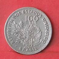 BRAZIL 100 REIS 1901 -    KM# 503 - (Nº35517) - Brasil