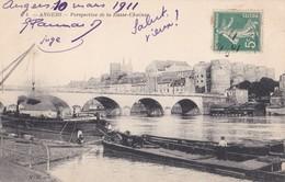 CP 49 Maine Et Loire Angers Perspective De La 4 NG - Angers