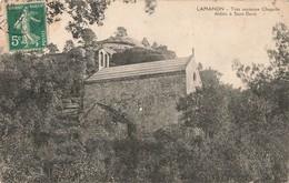 13 Lamanon Très Ancienne Chapelle Dédiée à Saint Denis - Otros Municipios