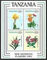 Tanzania 1996 Mi Bl 329 MNH ( ZS4 TNZbl329dav14G ) - Tanzania (1964-...)