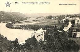 027 676 - CPA - Belgique - Spa - Vue Panoramique Du Lac De Warfaz - Spa